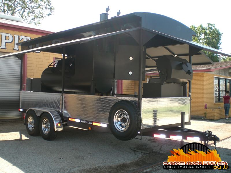 Used Food Trucks For Sale Under 5000 >> BBQ Pits by JJ